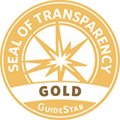 GuideStar - Seal of Transparency - Gold